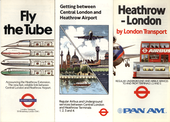 Heathrow Leaflet